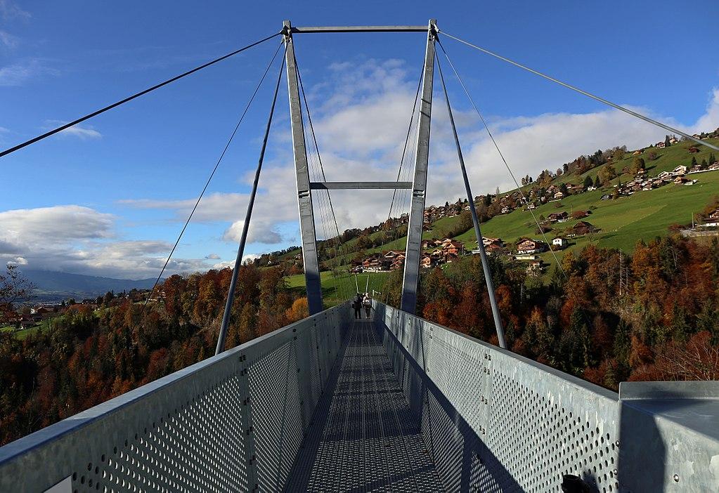 席格里斯維爾全景橋 (Photo by Evelyscher, License: CC BY-SA 4.0, Wikimedia Commons提供)
