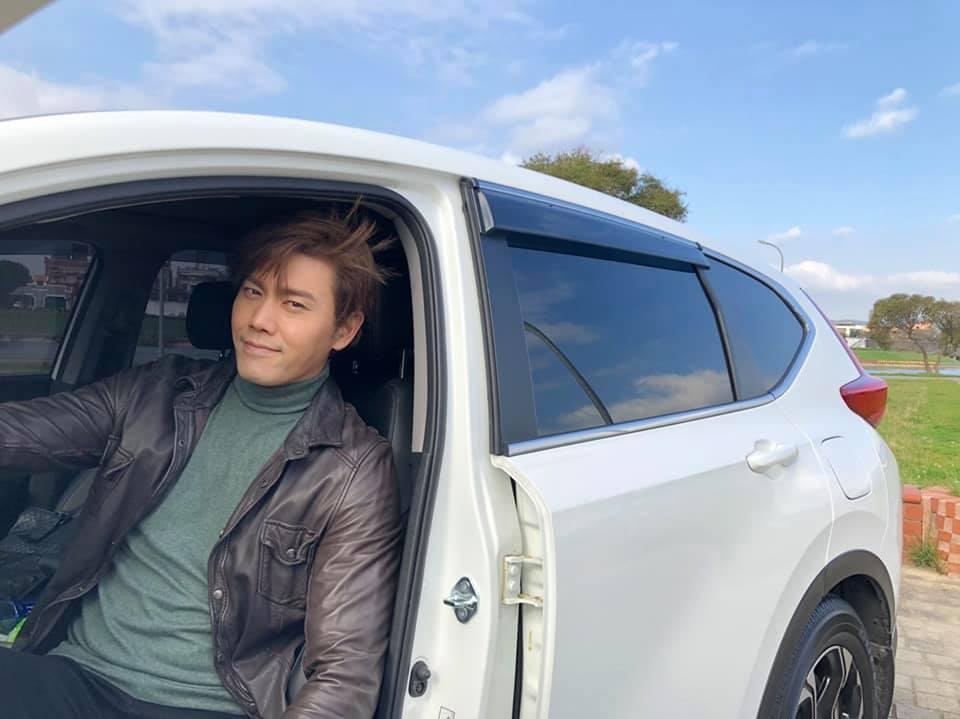 【明星聊愛車】余秉諺Honda CR-V一開十四年 逞強愛拼命疲勞駕駛上演開車驚魂!