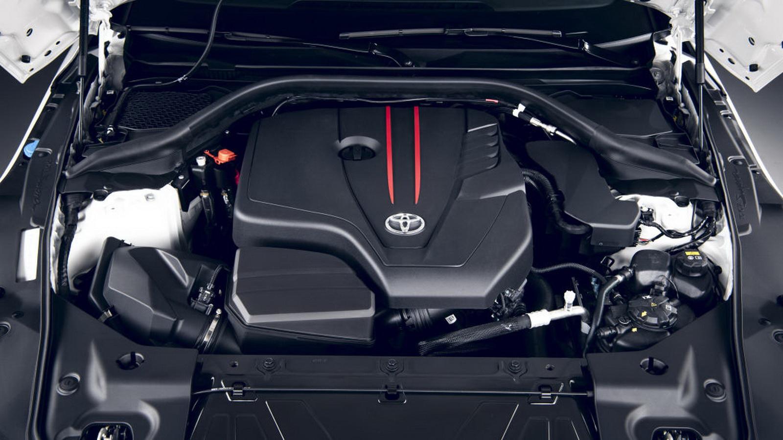 圖/傳美版Toyota GR Supra全新2.0升四缸引擎將於下週Daytona 500公開, 究竟這次能創下多高的性能呢?
