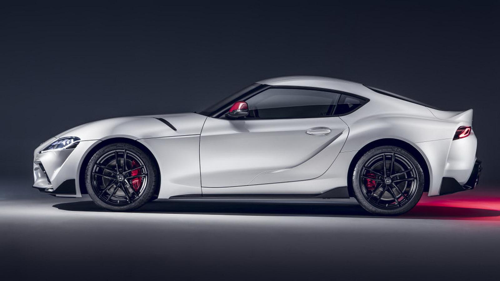 圖/有「牛魔王」封號的Toyota GR Supra,未上市便引起熱烈話題,每次發表都吸引玩家或改裝廠測試它的性能極限。