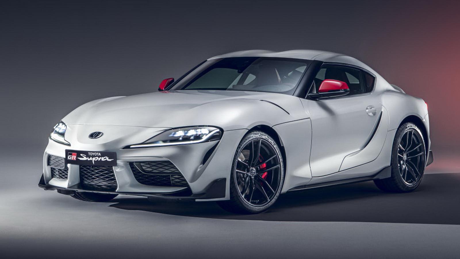 圖/傳美版「牛魔王」Toyota GR Supra新2.0升四缸引擎將於Daytona 500發布。