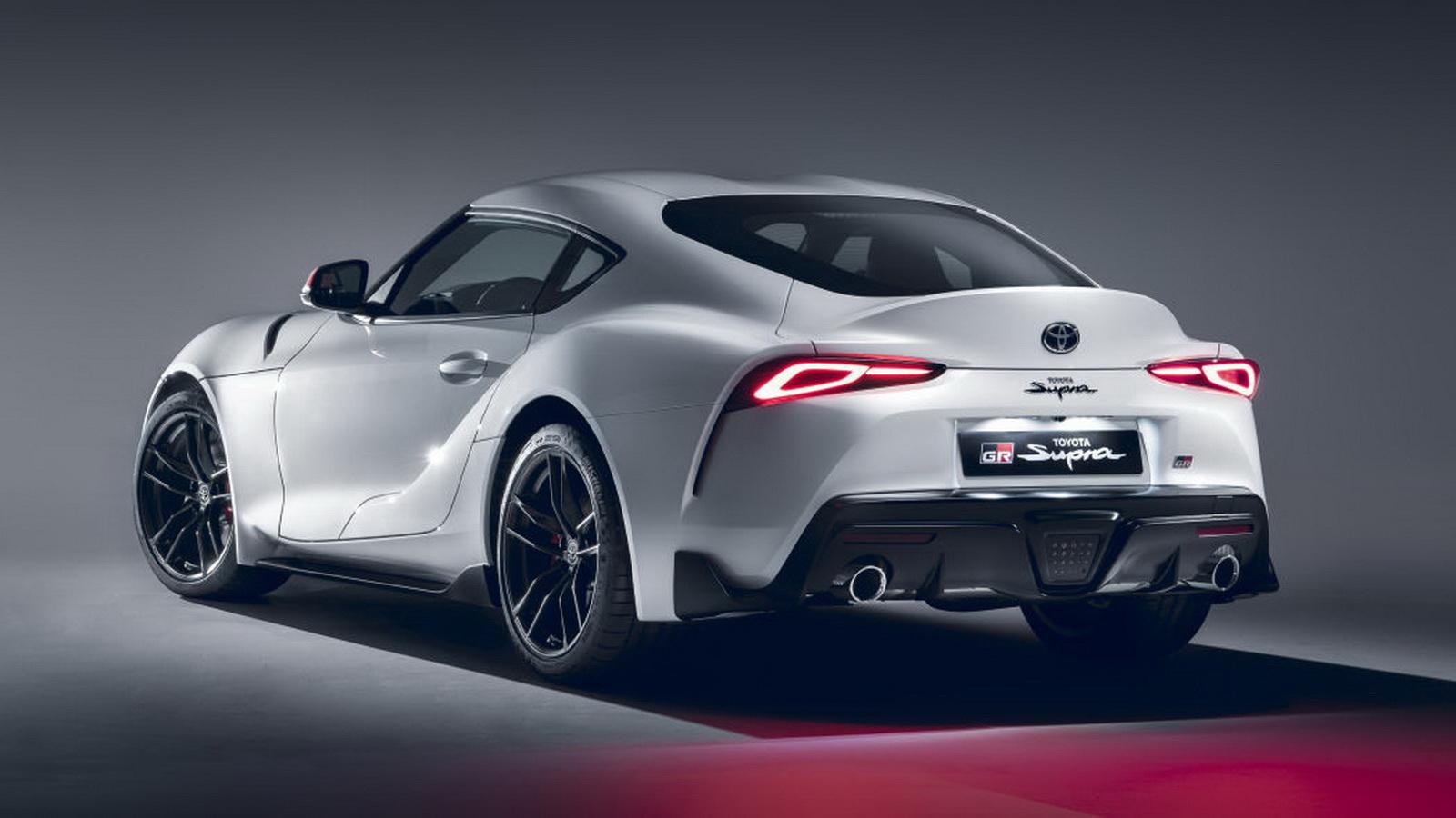 圖/全新Toyota GR Supra是美國唯一採用直列六缸引擎的跑車,能展現出335匹馬力與365磅-英尺扭矩的強大性能。