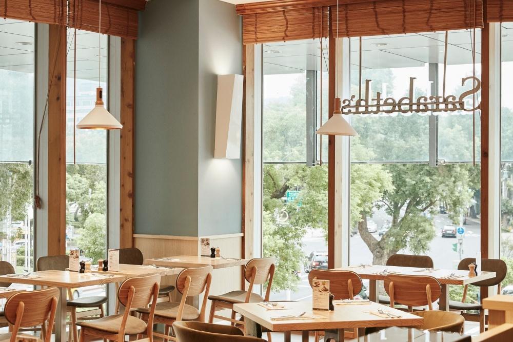 美國早午餐女王Sarabeth's來台開店,甫開幕即引起話題。