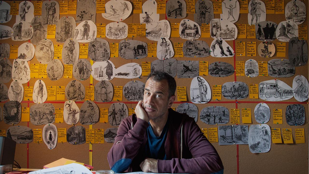 《皮諾丘的奇幻旅程》坎城名導馬提歐賈洛尼所執導的奇幻新片票房已達五億多台幣