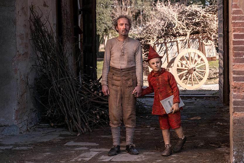 奧斯卡影帝羅貝托貝尼尼以《皮諾丘的奇幻旅程》提名義大利奧斯卡最佳男配角