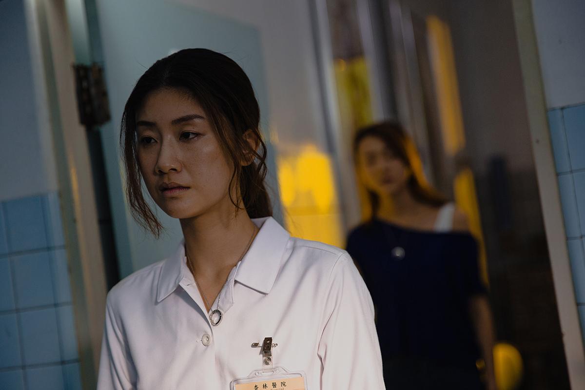 朱芷瑩飾演護士 成為醫院鬧鬼關鍵