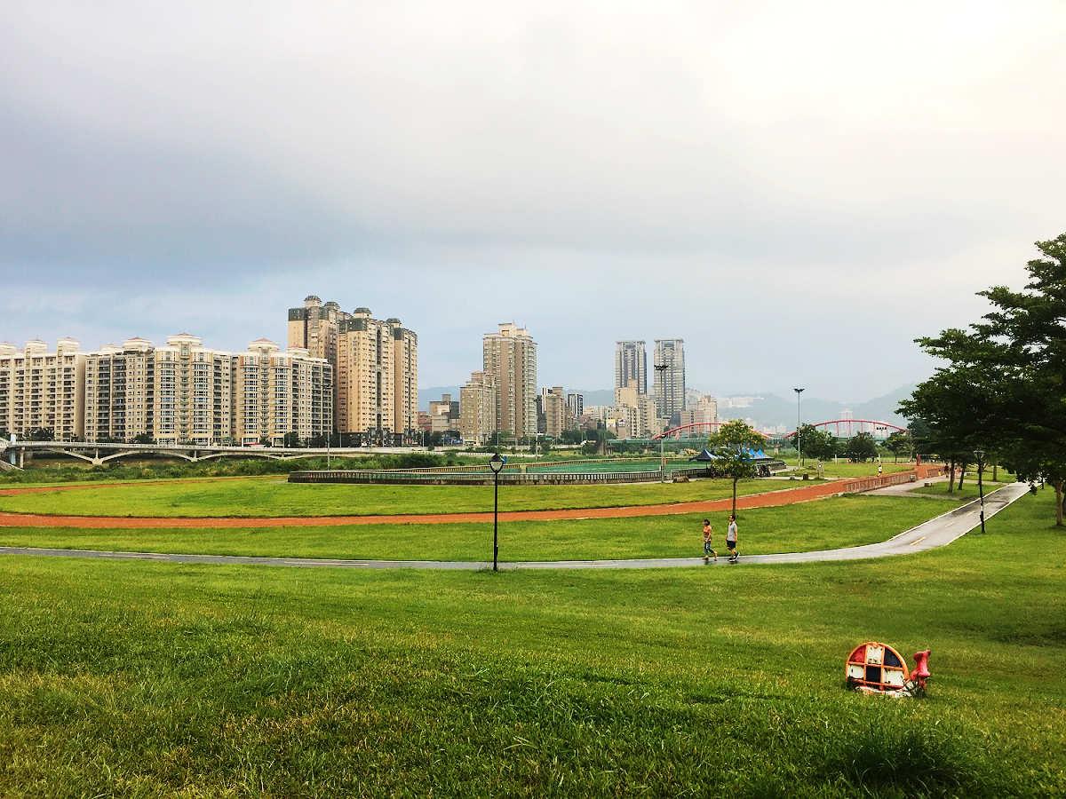 陽光運動公園(圖片來源:三環六線進度公開專頁)