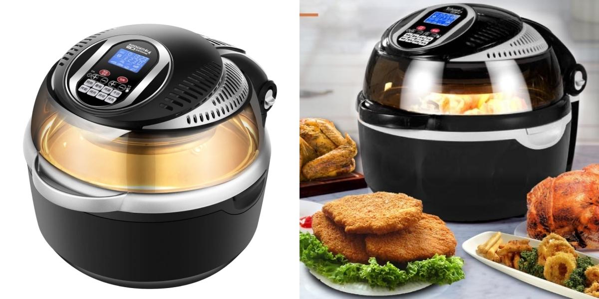 8種烹調選單、液晶觸控操作,簡單便利