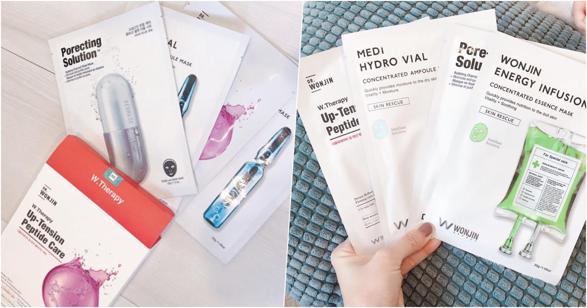 日韓代購熱門美妝產品