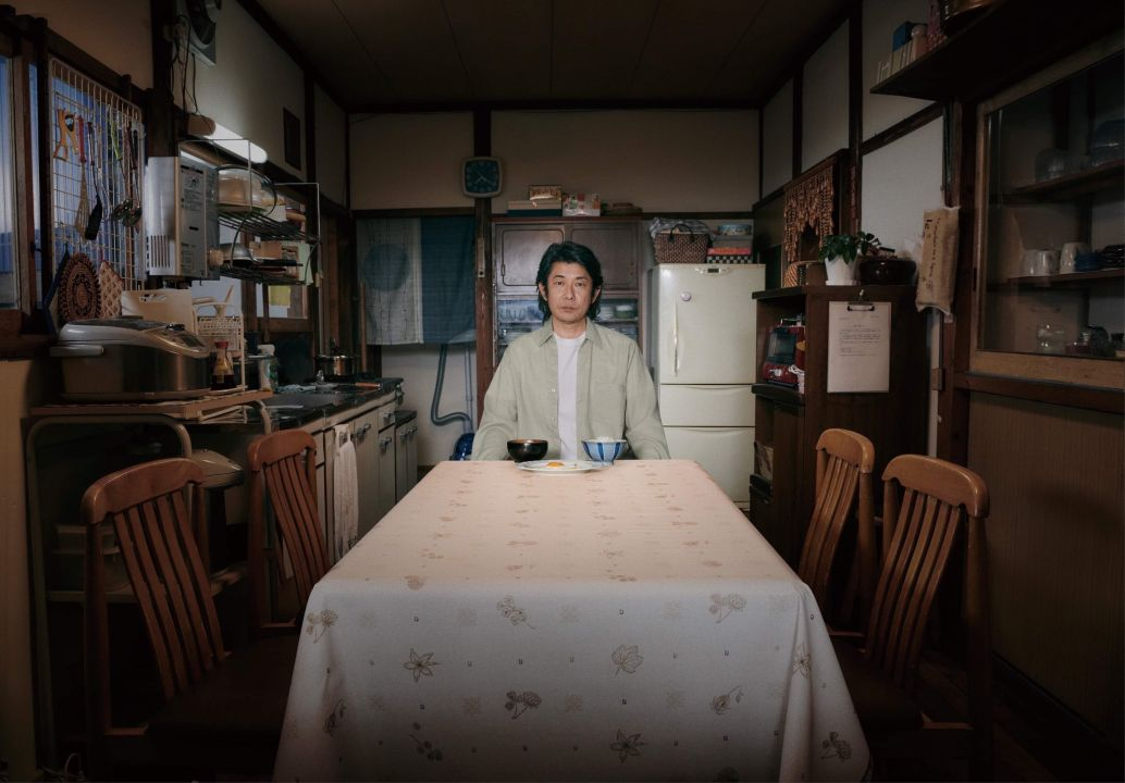 日本奧斯卡影帝被原著劇本深深吸引,演出片中父親一角