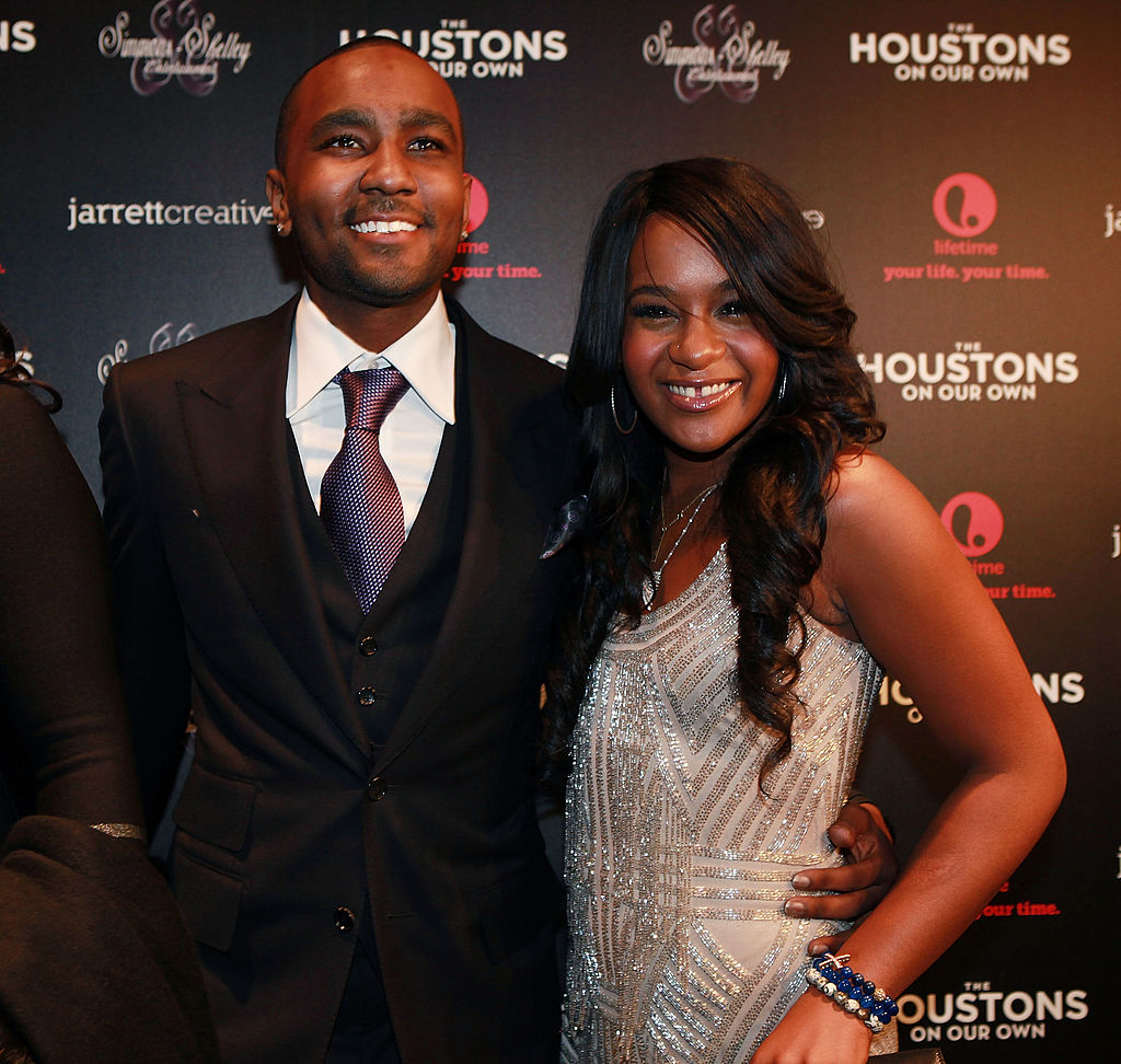 Nick Gordon, pictured with the late Bobbi Kristina Brown, died Jan. 1. (Photo: Shareif Ziyadat/FilmMagic)