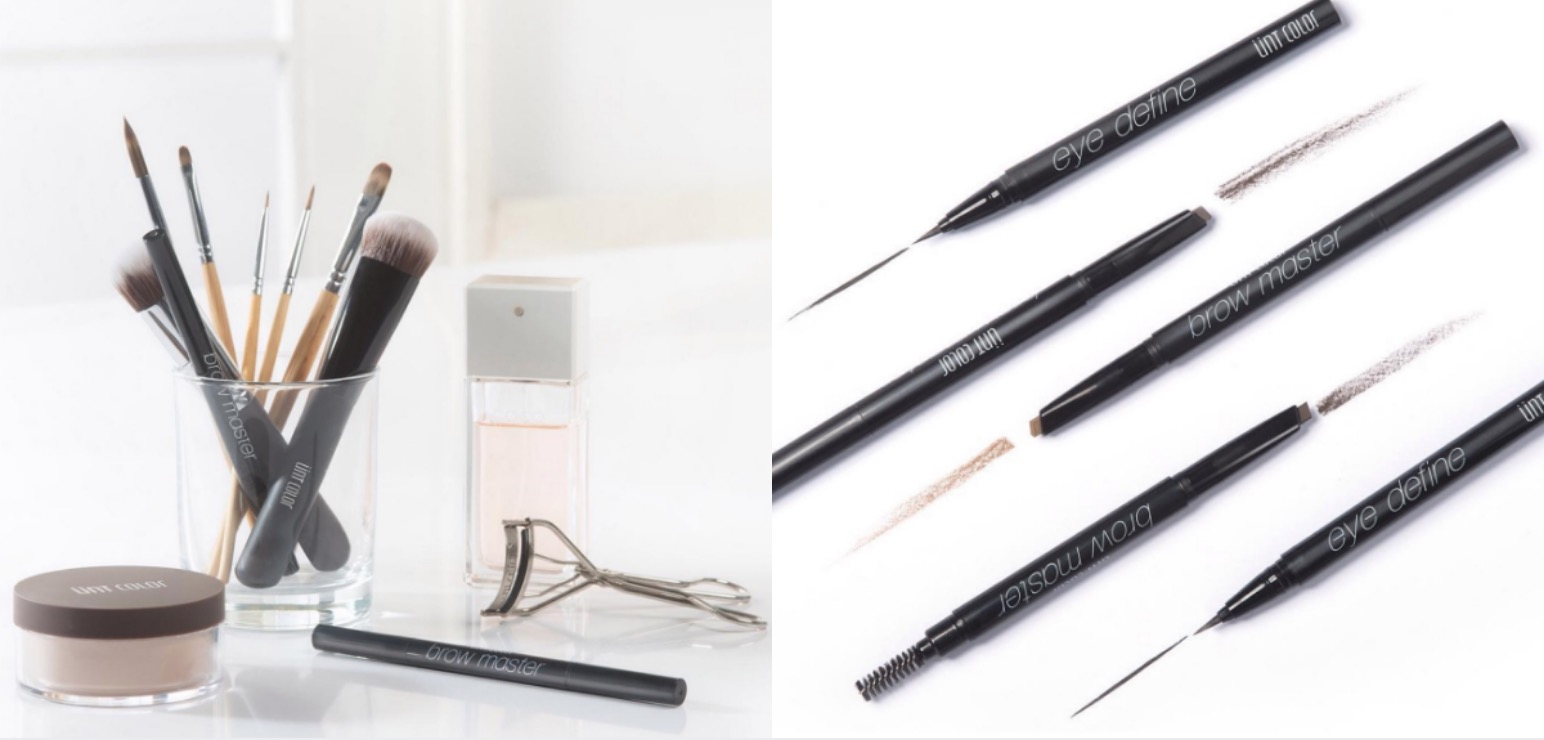 最適合新手的三角筆型設計,3種粗細選擇,可以尖端勾勒也可以畫出根根分明的毛流,窄面可填補眉尾空隙