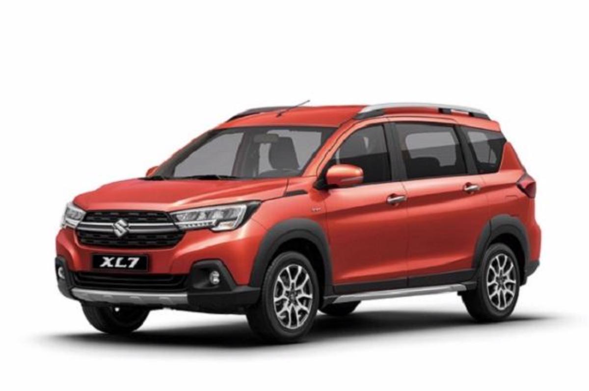 不同於 XL6 六人座設定,XL7 乃是主打多人家庭的七人座休旅車。