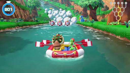 多人可以合作的划船遊戲,挑戰團隊默契。