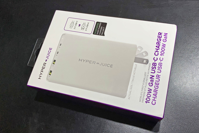 HyperJuice100w
