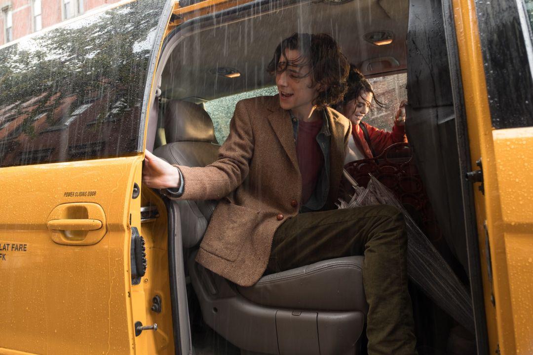 《雨天.紐約》電影劇照