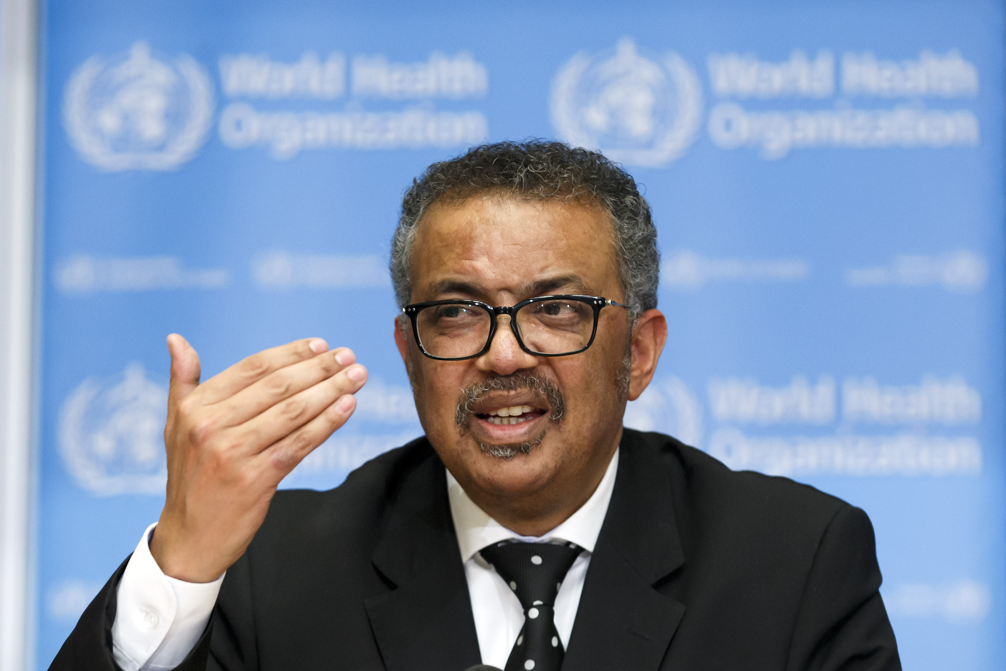 Tedros Adhanom Ghebreyesus, Director General of the World Health Organization
