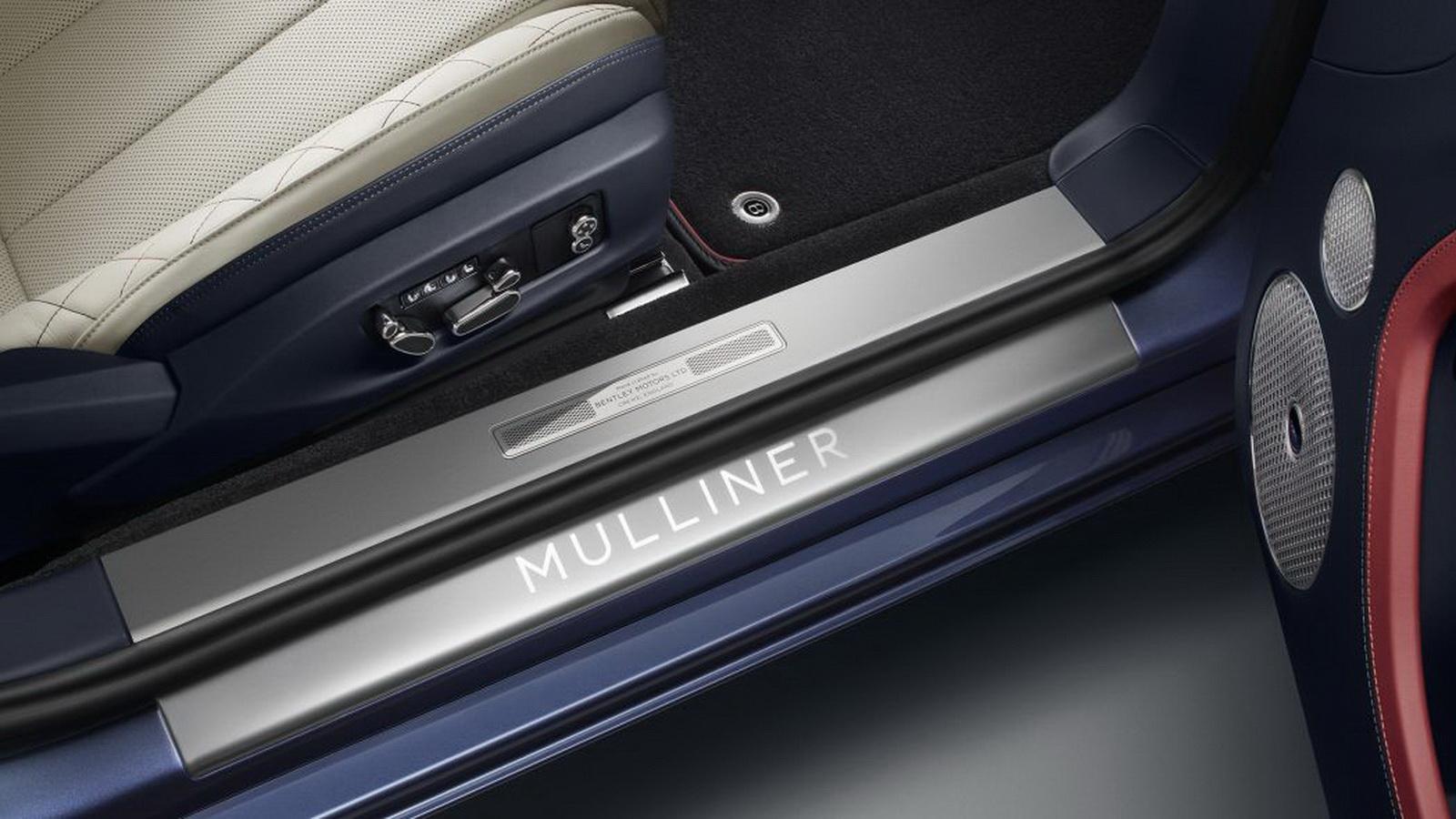 圖/為了滿足高端車主對品味的要求,Mulliner提供八種不同的三色內裝搭配。