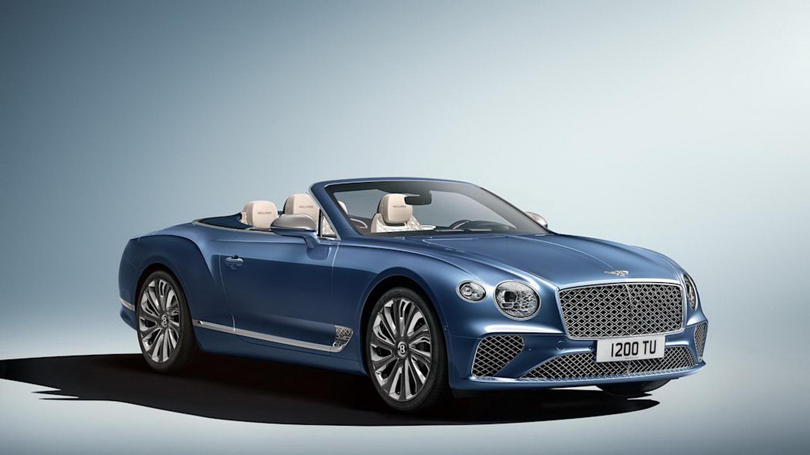 圖/Bentley史上最奢華敞篷車,「鑽中鑽」縫製技術超吸睛。