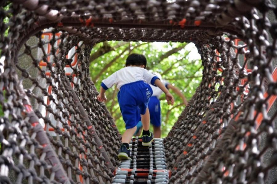 四維公園(圖片來源:新北市政府城鄉發展局)