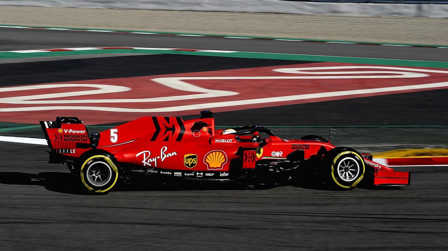 過去Ferrari曾考慮採用類似DAS的系統