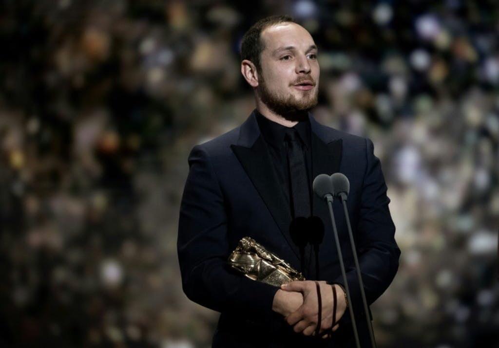 艾力克西馬南堤霸氣演出令人印象深刻,一舉奪下本屆凱薩獎最佳新進男演員