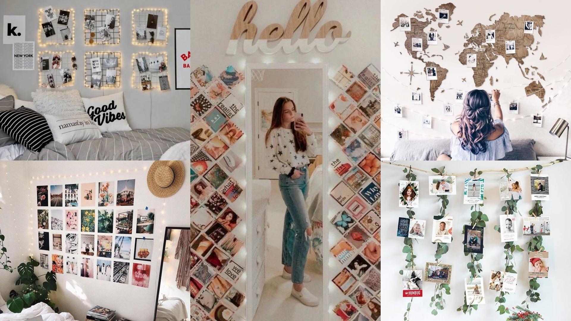 美美的照片牆,讓房間的一角成為你的最愛吧!