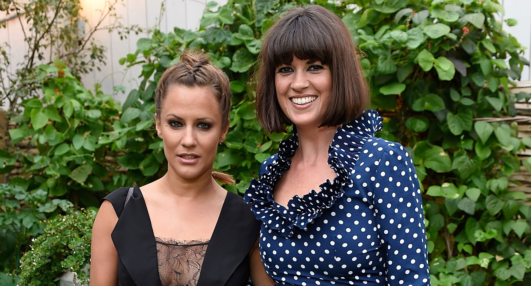 Dawn O'Porter has urged others not to send Caroline Flack's private messages to them. (Photo by David M. Benett/Dave Benett/Getty Images for John Lewis)
