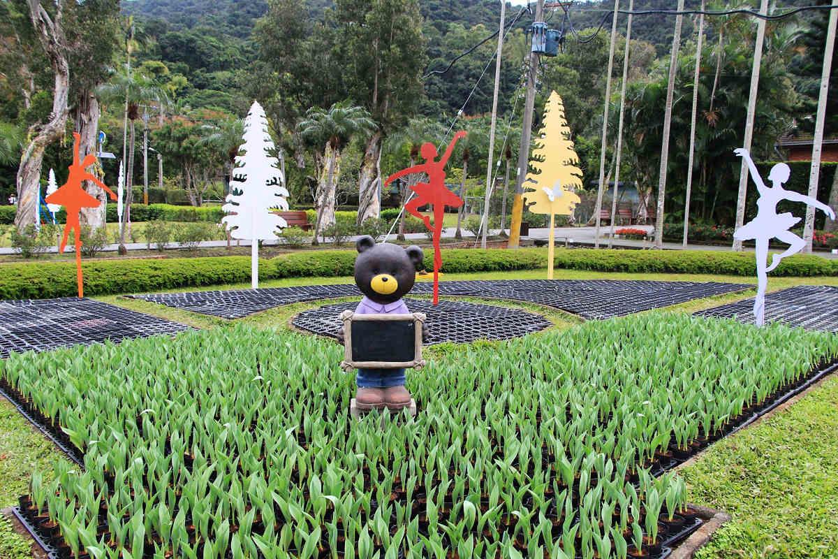 西式庭園區(圖片來源:士林官邸旅客FB)