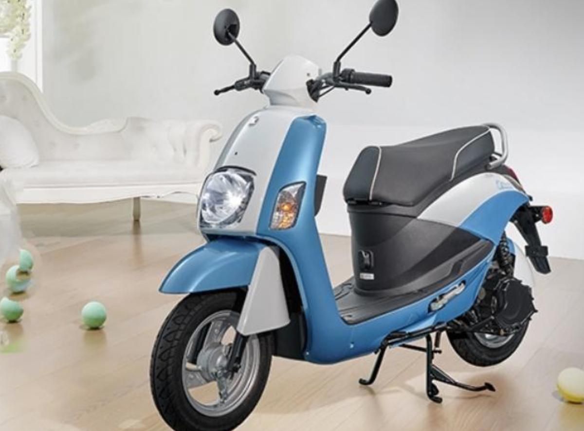 台灣市場方面,先前已推出輕型電動機車 eReady,接下來還有一款新車。
