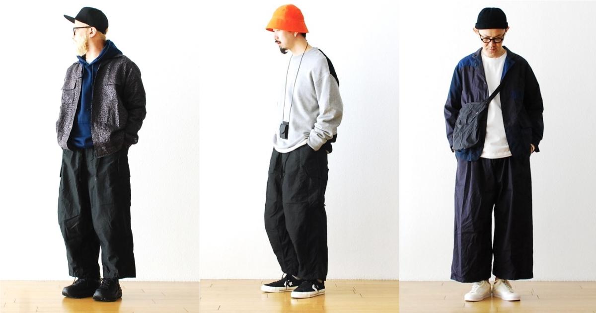"""鬆垮輪廓的服裝設計著重於詮釋""""服裝與身體空間之間的互動關連"""""""