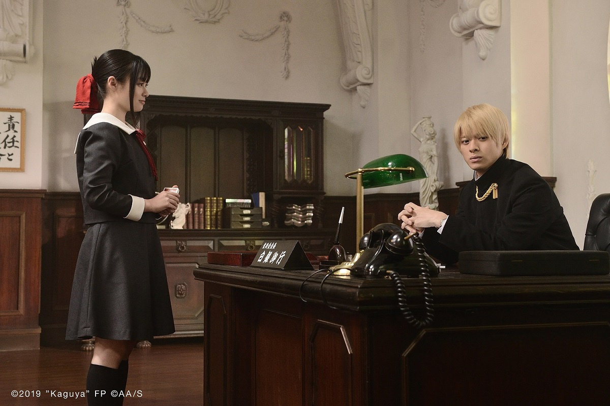 橋本環奈 平野紫耀首度合作 飾演兩名天才為談戀愛費盡心機