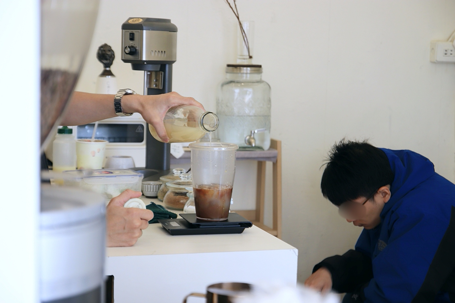 台南咖啡 Barista_ray 睿咖啡