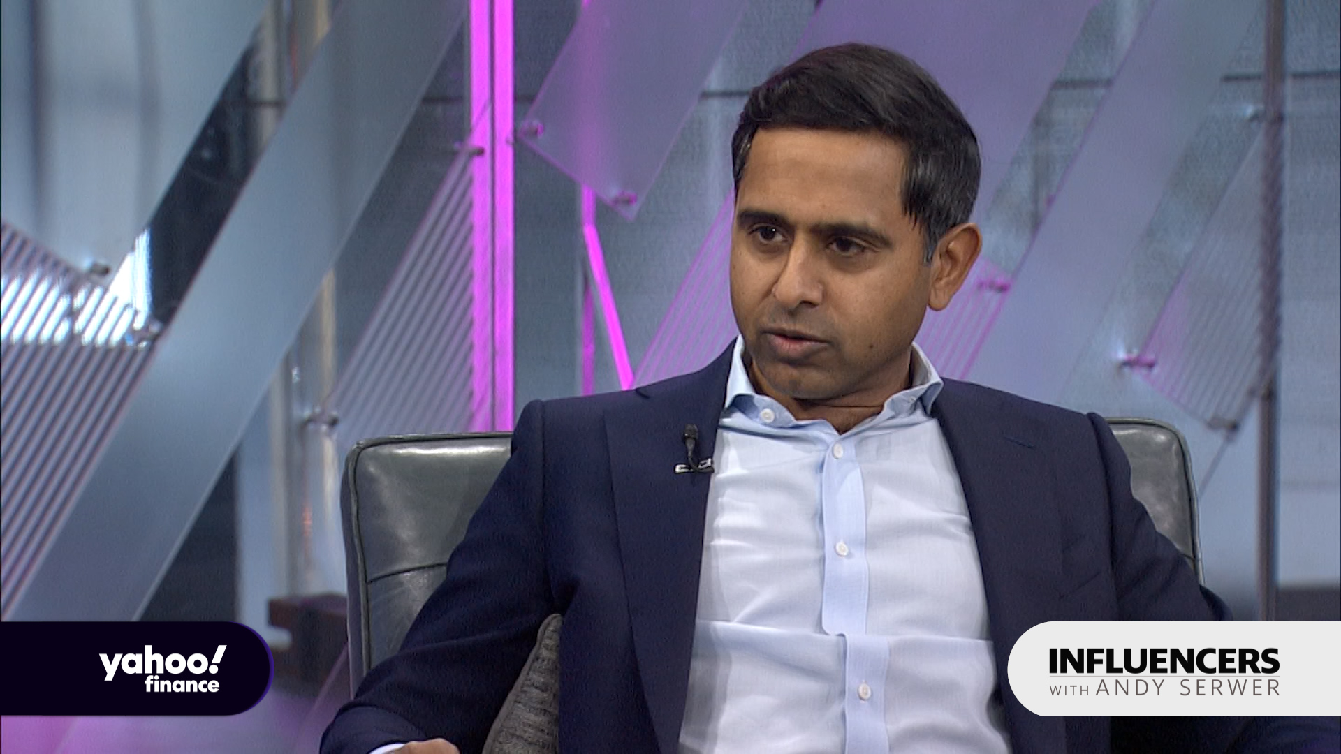 J2 Global CEO Vivek Shah joins Influencers with Andy Serwer.