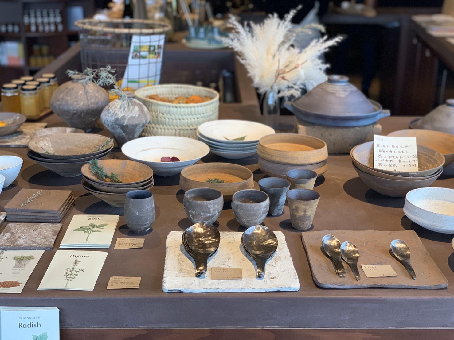 Eatrip soil販售野村友里女士來自日本各地的選物