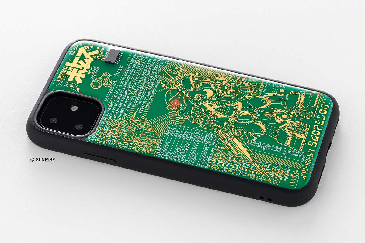 VOTOMS_iPhone11_PCB_Case