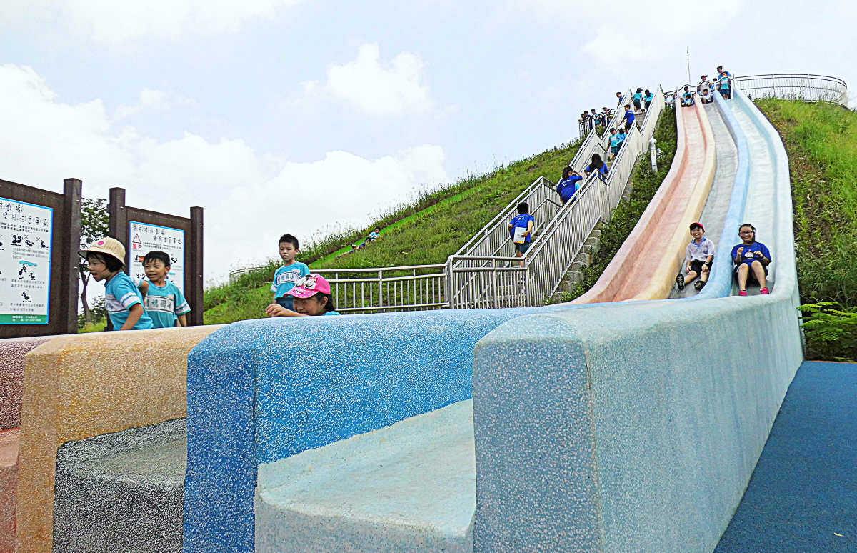 員山公園(圖片來源:新北市政府)