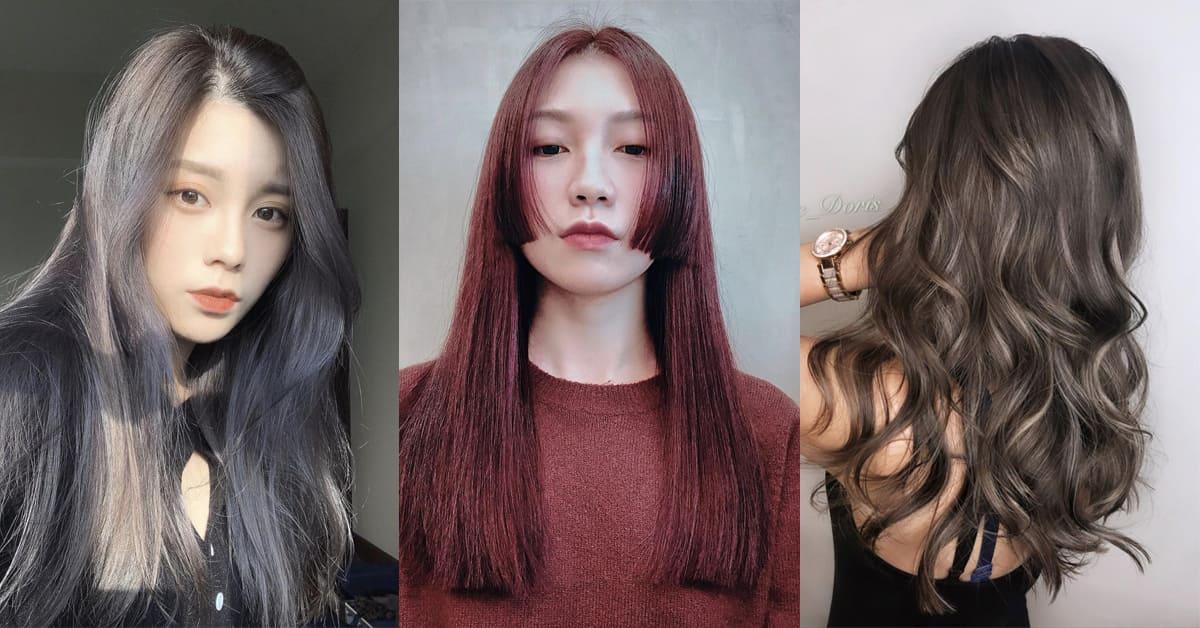 看似大膽創新的特殊色卻同時具有著脫俗的氣質,衝突的美感正是今年春夏染髮的重點