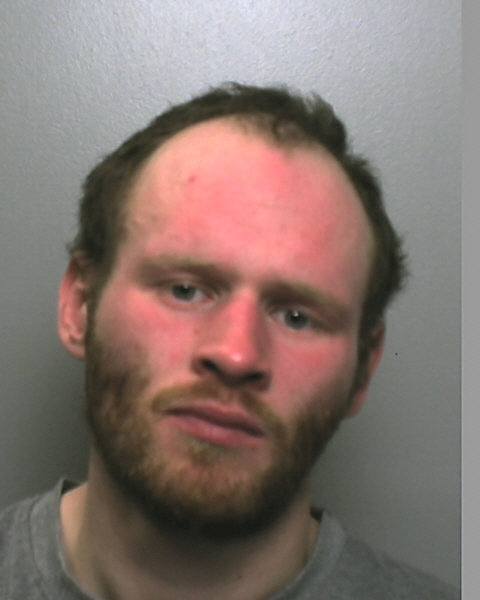 Mountford admitted robbery at Stoke-on-Trent Crown Court on Friday. (SWNS)