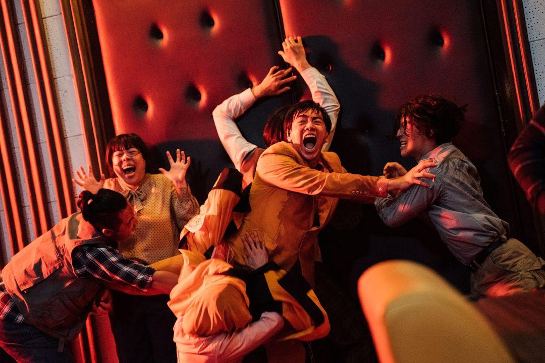 《紅衣小女孩》系列幕後團隊打造政治嘲諷喜劇《逃出立法院》