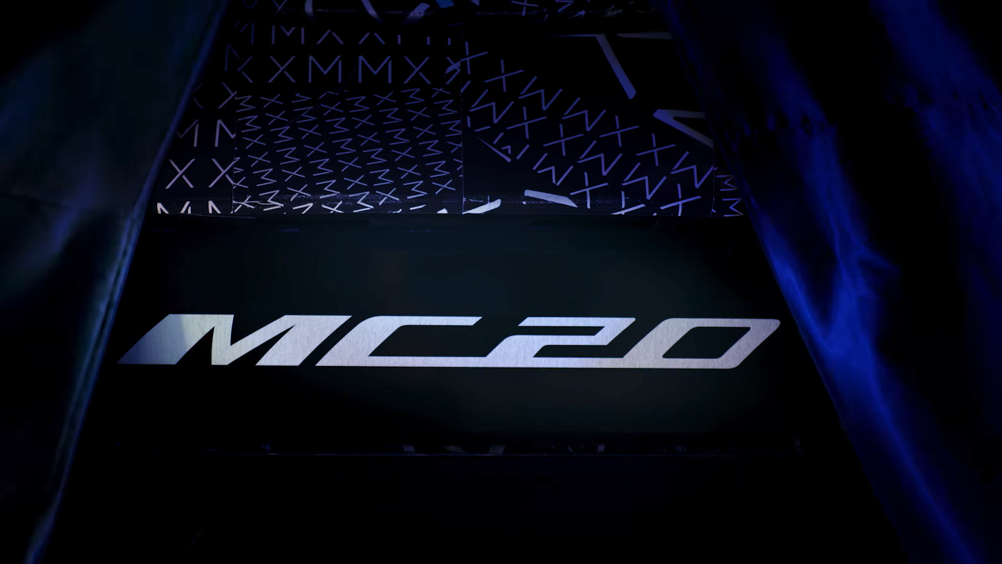 MC20 Maserati全新超跑官方命名正式揭曉
