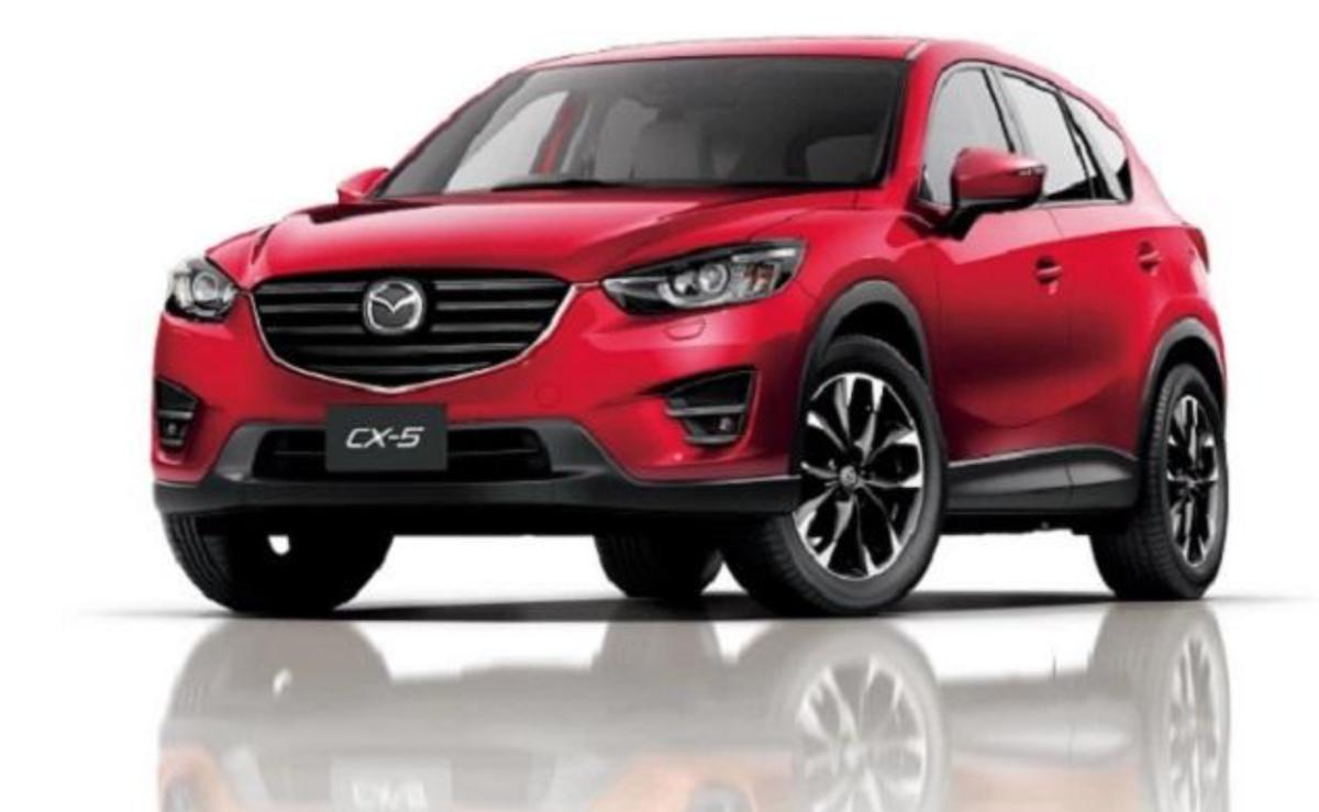 受影響車款為 Mazda CX-5 第一代。