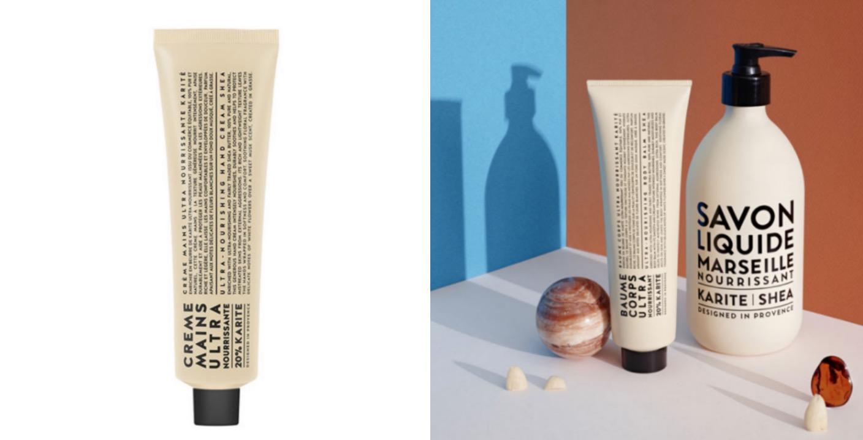 這款護手霜蘊含高達20%的純質天然乳油木果油精華來作為全天候長效潤澤保濕、最適合乾燥肌膚整日的高效防護