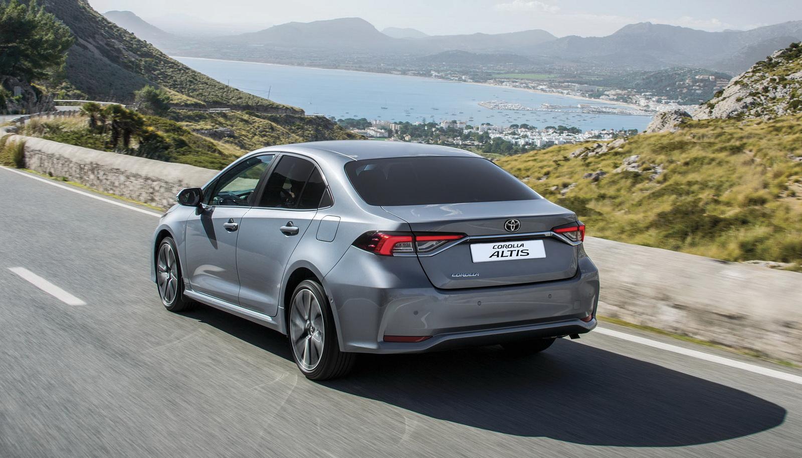 圖/國產車榜單由Toyota遙遙領先,「神車」Corolla Altis依舊保持高水準,全月銷量來到3,047輛。