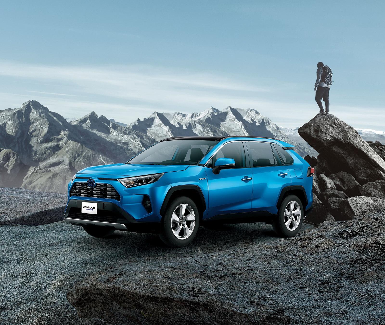 圖/2020年1月臺灣汽車市場銷售報告 Toyota RAV4以4,089輛奪冠。