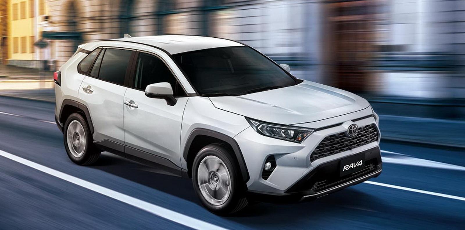 圖/本月進口車榜單,由人氣休旅車Toyota RAV4一支獨秀,總共賣出4,089輛。