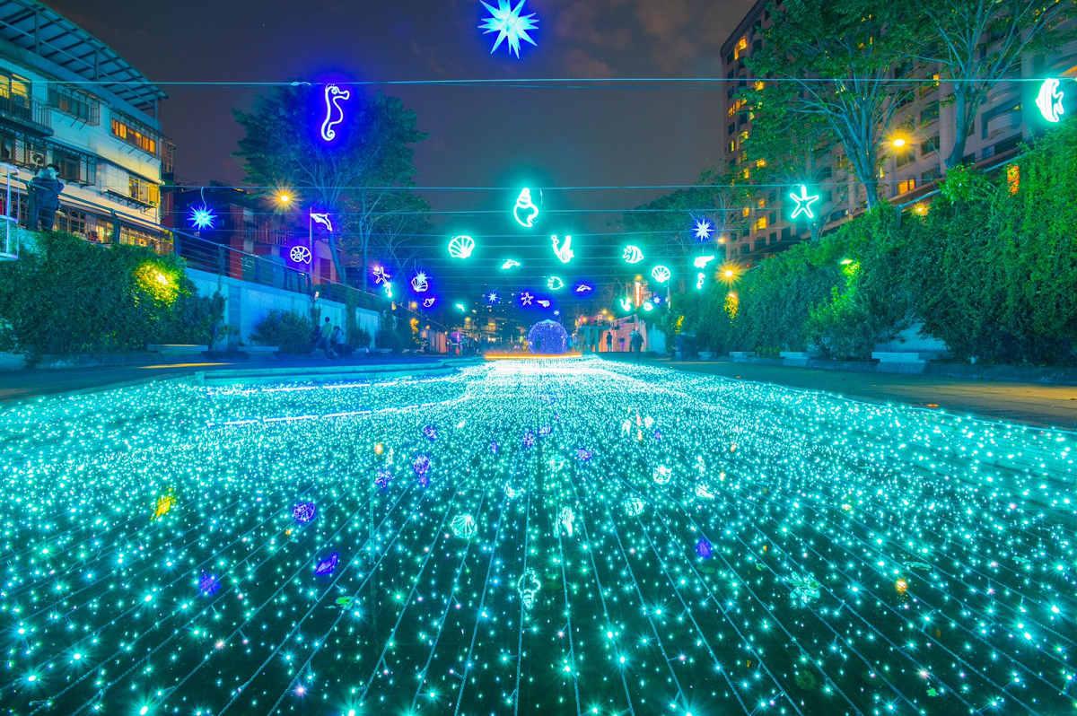 (圖片來源:新北市政府水利局 謝佑欣攝影)