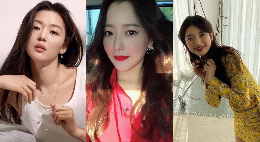 南韓女星競爭大,顏值高、身材好都是基本而已。