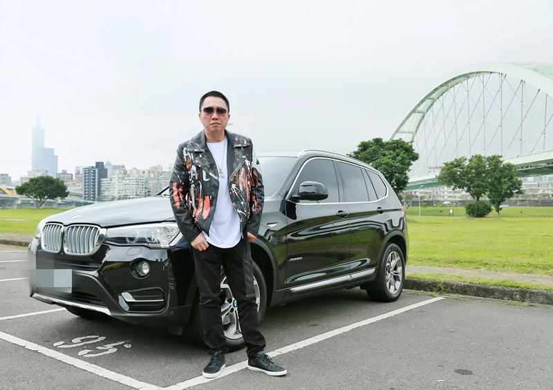趙哥鐵漢柔情 聽老婆的話選擇BMW X3