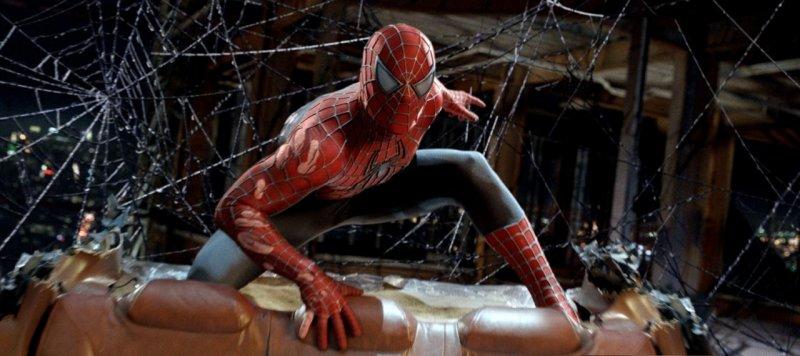 《蜘蛛人2》